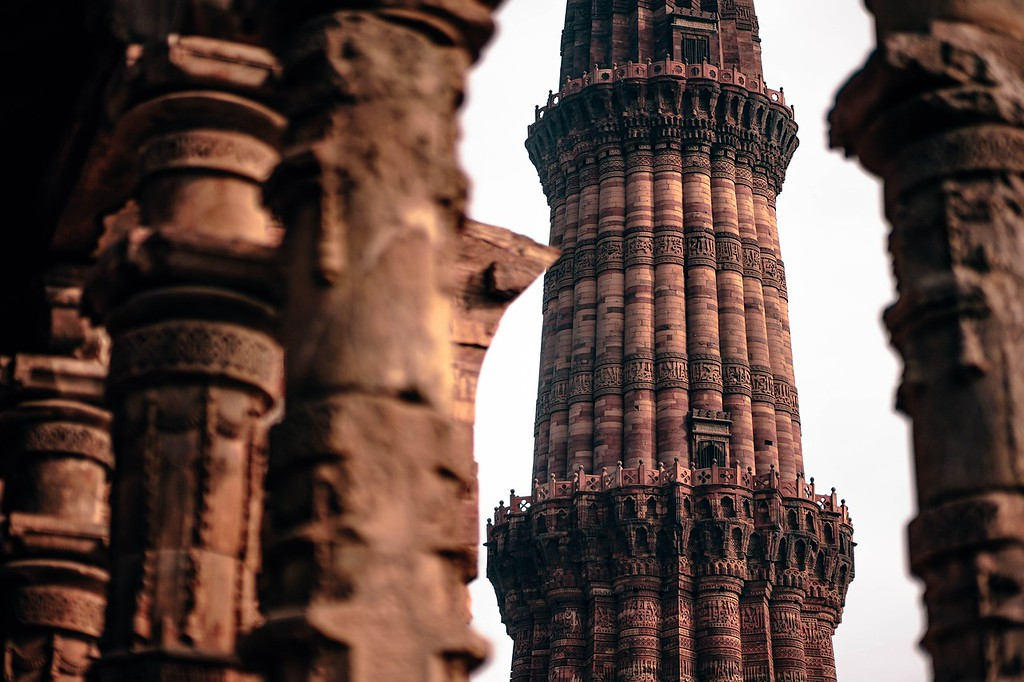UNESCO World Heritage Sites in India: Qutb Minar