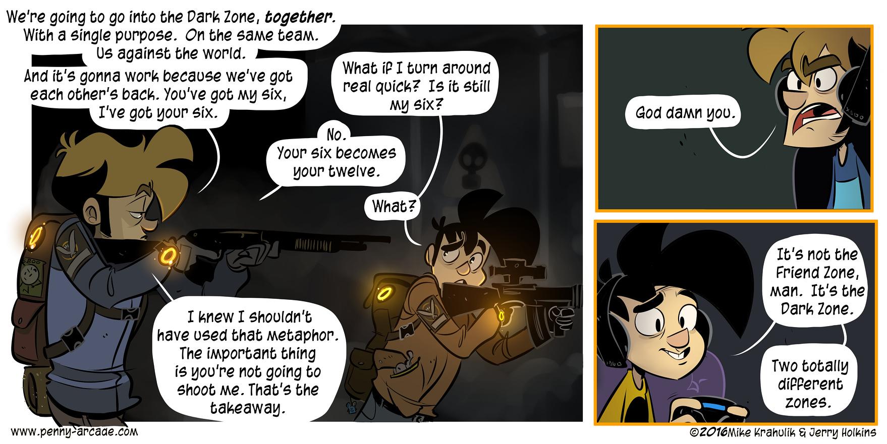 Zone Theory