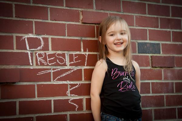 Presley Qwynn 4th year