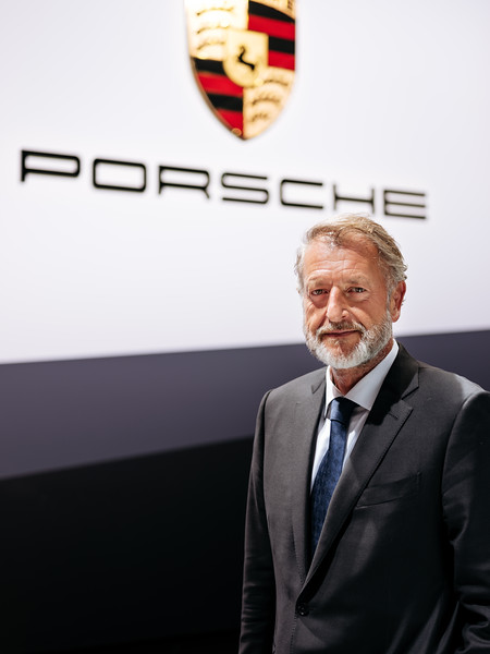 Detlev von Platen, Member of the Executive Board for Sales and Marketing, Porsche - Samuel Zeller for the New York Times