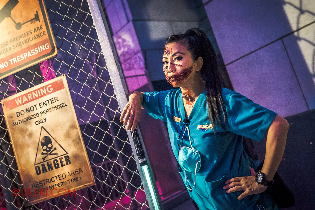 Halloween Horror Nights 7 Singapore - RIP Tour Review