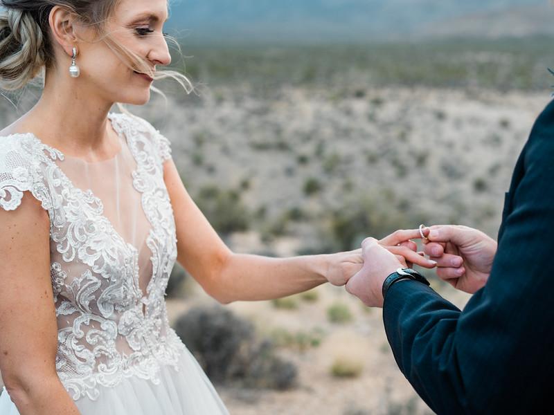 Mt. Charleston, Las Vegas Intimate Wedding | Kristen Kay Photography-27.jpg