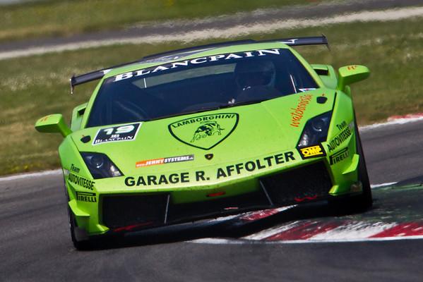Lamborghini Supertrofeo Monza 2011