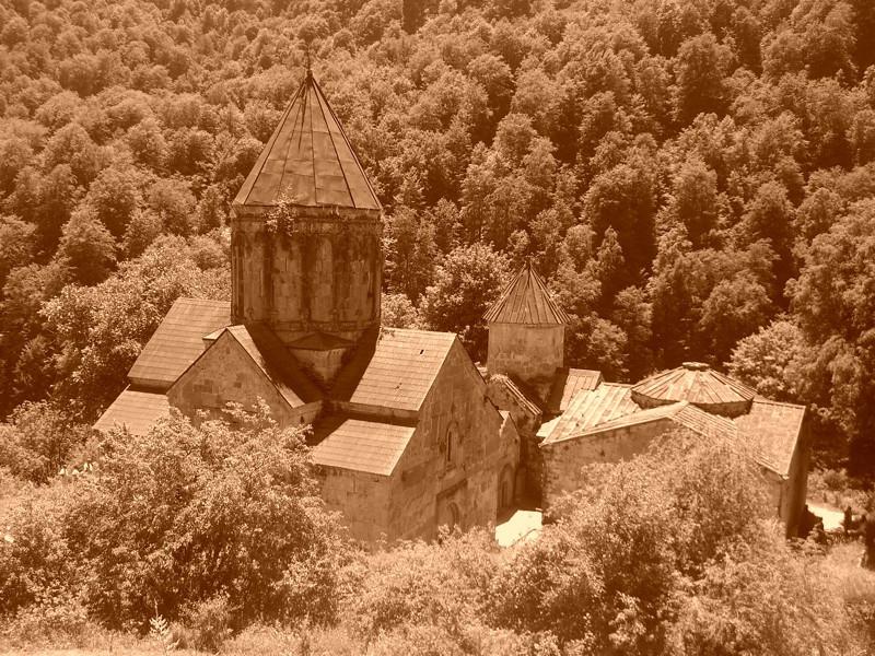 Haghartsin Monastery - Diljan, Armenia