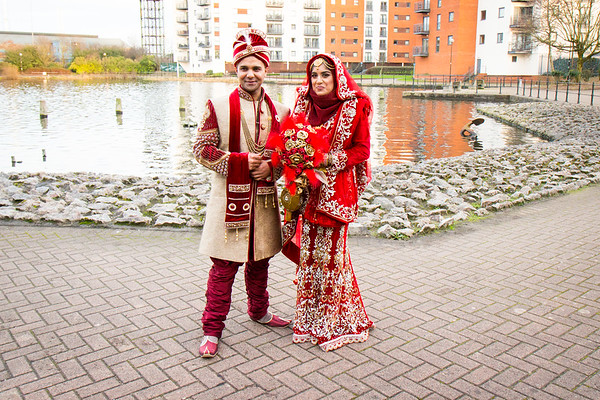 Mr and Mrs Alam