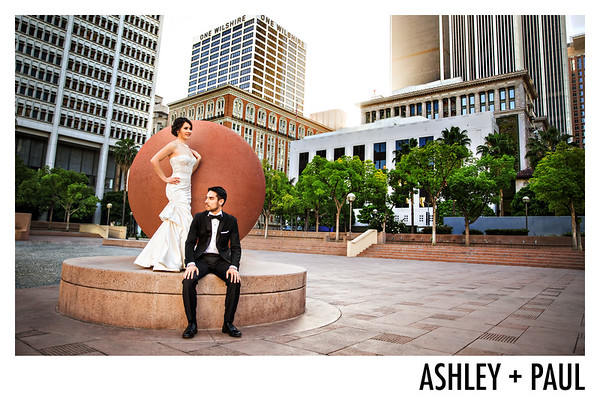Ashley + Paul
