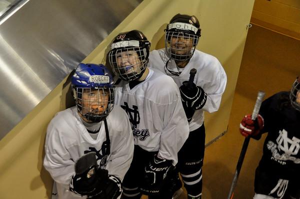 Notre Dame Hockey Camp 2015_Nikon