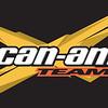 can-am x team logo