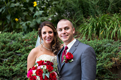 Kristine & Andrew {wedding day}