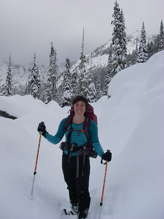 Kendall Peak - November
