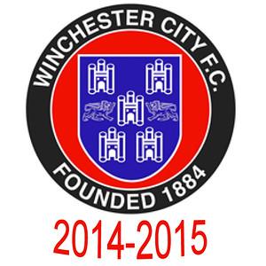 Winchester City FC 2014-2015