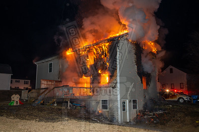 Manchester, Ct 2nd alarm 3/12/20