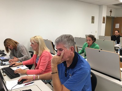 RENWEB training for principals