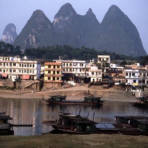 China - 1989, 1992, 1997, 2000, 2002