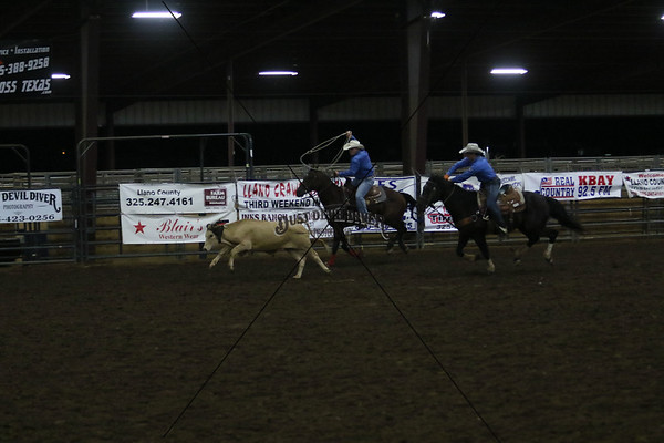 Friday Night Team Roping