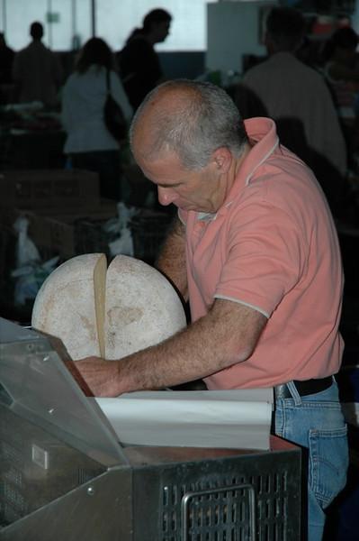 Cheese Vendor - Pau, France
