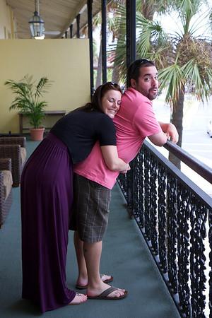 Matt and Nicole