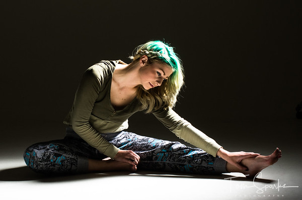 Chelsey Baker Stretches