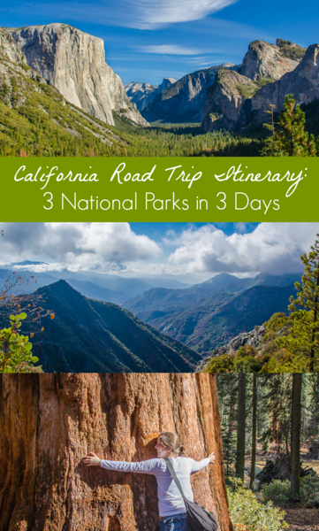 A California road trip itinerary that's perfect for a long weekend! The Majestic Mountain Loop passes through Yosemite, Sequoia, and Kings Canyon national parks.