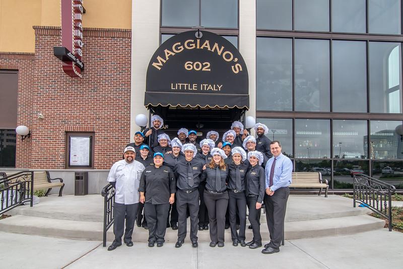 Maggiano's Houston Grand Opening