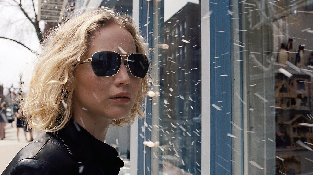 """. This image released by Twentieth Century Fox shows Jennifer Lawrence in a scene from the film, \""""Joy.\"""" Lawrence was nominated for an Oscar for best actress on Thursday, Jan. 14, 2016, for her role in the film. The 88th annual Academy Awards will take place on Sunday, Feb. 28,, at the Dolby Theatre in Los Angeles. (Twentieth Century Fox via AP)"""