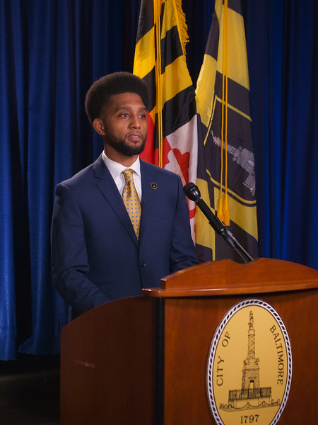 March 18, 2021 - Mayor Brandon M. Scott State of the City Address