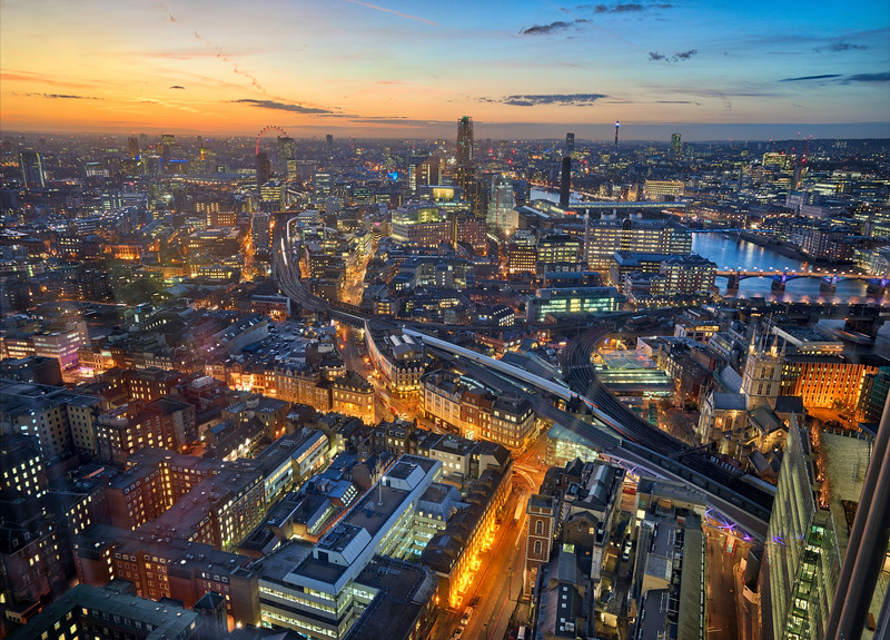Incredible London From Above