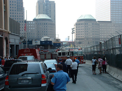 Ground Zero New York City