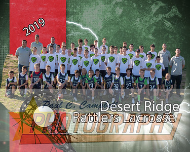 2019-03-28 Rattlers Lacrosse Team