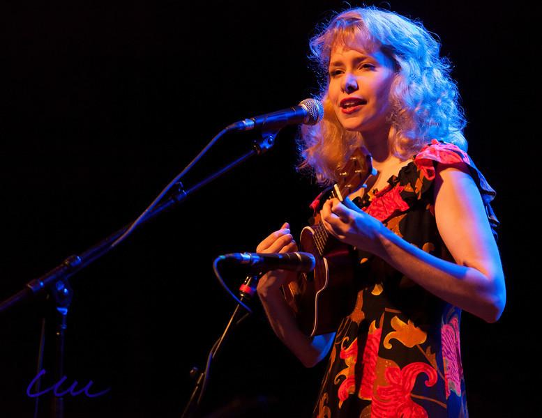 Nellie McKay, May 18, 2012, Variety Playhouse, Atlanta