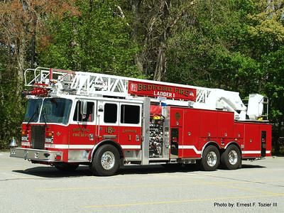 Bedford, MA Fire Apparatus