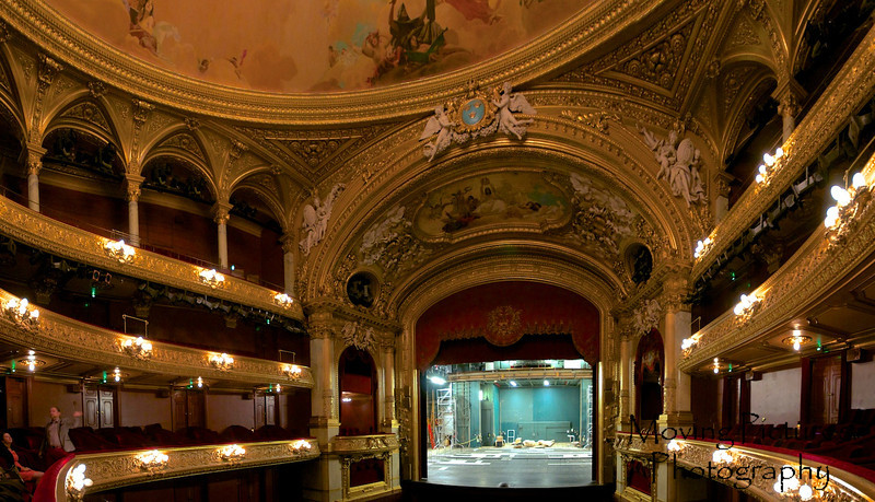 Stockholm - Opera House, main auditorium