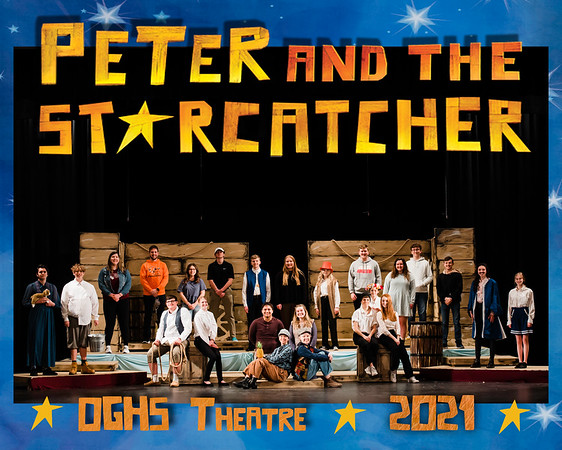Peter and The Starcatcher Orange