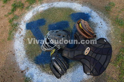 Softball: Park View at Woodgrove Softball (5-13-2014 by Jeff Vennitti)