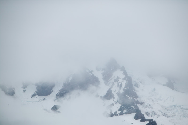 Fog on the Moutain