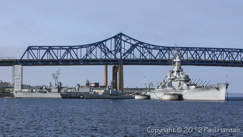 Battleship Cove - Fall River, MA