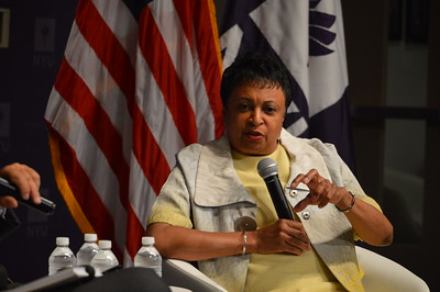 7.25.2019 A Conversation with Dr. Carla Hayden and Ray Suarez