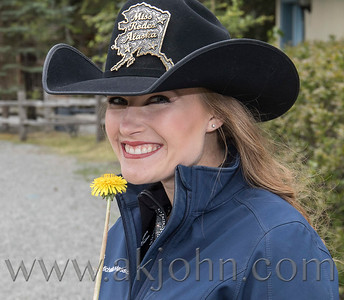 A DAY WITH MISS RODEO ALASKA