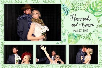 Hannah and Evan's Wedding