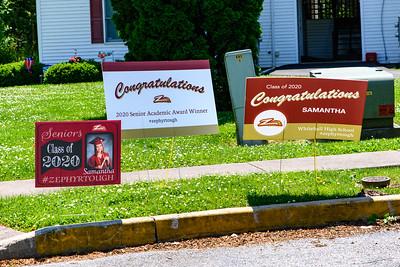06/06/20 Graduation Parade