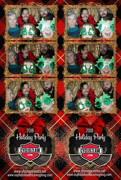 Cyclist Law 2018 Holiday Party