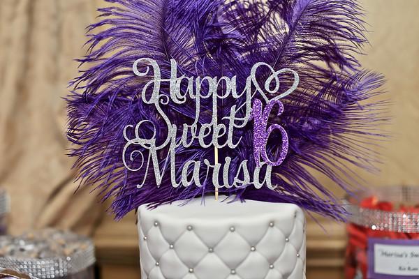Marisa Sweet 16