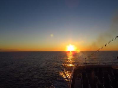 Day at Sea Jan 28