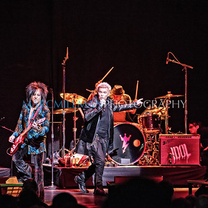 Billy Idol @ Beacon Theatre (Wed 1/28/15)