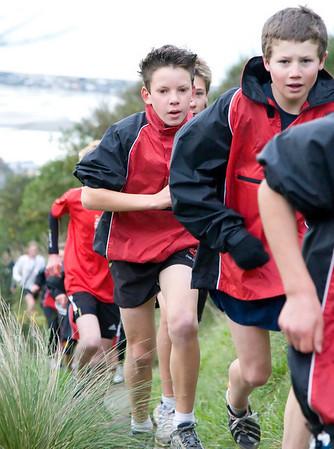 Primary Schools Canterbury XC 2008