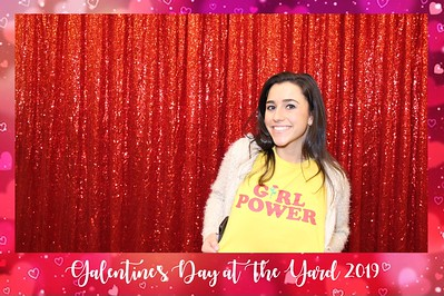 Galentine's Day at The Yard