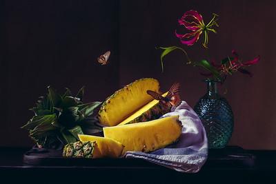 Still Life II- Anjang Series