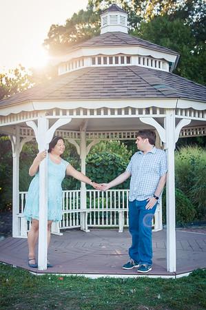 Scott + Michelle's Enagement Photos
