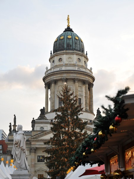 Franz Friedrichstadtkirche, Berlin.