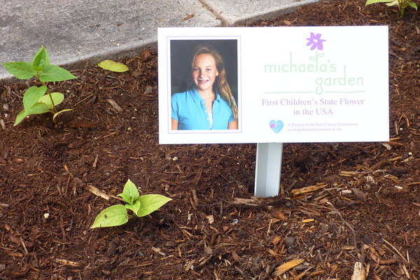 The newest Michaela's Garden